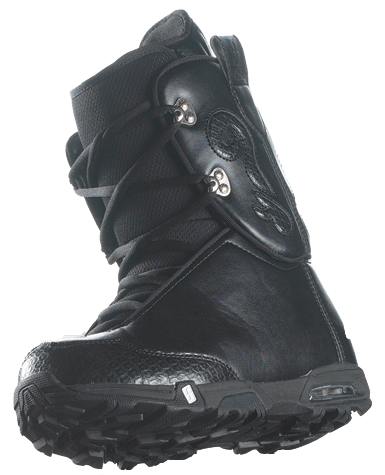 Forum The Stampede Boots, 2007 - CrazySnowBoarder Review