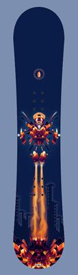 Morrow Generation Snowboard + Dimension Bindings - Boy's ...